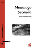 (couverture de Monologo Secondo)
