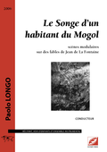 (couverture de Le Songe d'un habitant du Mogol)