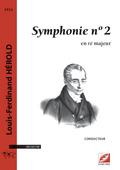 (couverture de Symphonie n° 2)