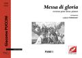 (couverture de Messa di gloria)