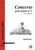couverture de Concerto pour piano et orchestre n°2