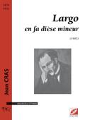 (couverture de Largo en fa dièse mineur)