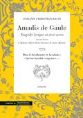 (couverture de Duo Arcabonne et Arcalaüs extrait d'Amadis de Gaule)