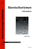 (couverture de Harnischstriemen)