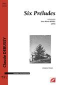 (couverture de Six Préludes)