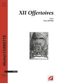 (couverture de XII Offertoires)