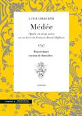 (couverture de Ouverture de Médée)