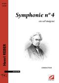 (couverture de Symphonie n° 4)