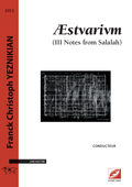 (couverture de Æstvarivm)