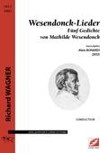 (couverture de Wesendonck-Lieder)