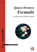 (couverture de Quatre Derniers Éventails)