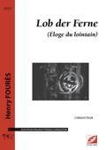 (couverture de Lob der Ferne)