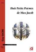 (couverture de Huit Petits Poèmes de Max Jacob)