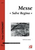 (couverture de Messe «Salve Regina»)