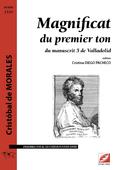 (couverture de Magnificat du premier ton)