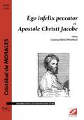(couverture de Ego infelix peccator et Apostole Christi Jacobe)