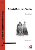 (couverture de Mathilde de Guise)