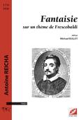 (couverture de Fantaisie sur un thème de Frescobaldi)