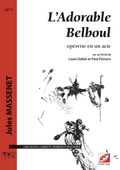 (couverture de L'Adorable Belboul)
