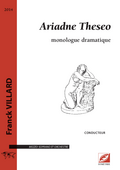 couverture de Ariadne Theseo