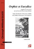 (couverture de Orphée et Eurydice – Suite d'orchestre (Ouverture, Ballet  des Ombres heureuses, Air de furies))