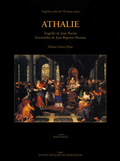 couverture de Athalie
