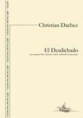 (couverture de El Desdichado)