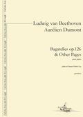 (couverture de Bagatelles op. 126 & Other Pages)