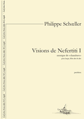 (couverture de Visions de Nefertiti I)
