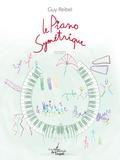 (couverture de Le piano symétrique, vol. 4)