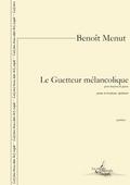 couverture de Le Guetteur mélancolique