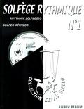 (couverture de Solfège rythmique n° 1)