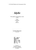 couverture de Idylle