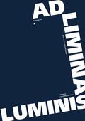 couverture de Ad limina luminis