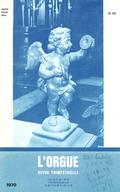 (couverture de La restauration du Cavaillé-Coll de la cathédrale de Luçon — Les orgues de salon à Bordeaux et dans ses environs — L'orgue renaissance-baroque de Longueville — Orgues de campagne en Haut-Quercy (I))