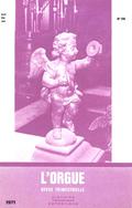 (couverture de Le «cas» Boëly — Le nouvel orgue de l'église Saint-Jean de Strasbourg — L'orgue de Notre-Dame-de-la-Platé à Castres — Les orgues de Notre-Dame d'Avioth — Orgues de campagne en Haut-Quercy (II))