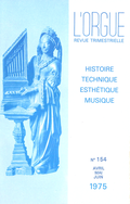 (couverture de Réflexions sur la musique d'orgue en France — Le Concerto pour orgue et orchestre de Poulenc — Une somme théologique et musicale: Méditations de Messiaen et Langlais — Sonates pour orgue de Ballif)