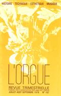 (couverture de L'orgue de Saint-Pierre du Gros-Caillou à Paris — L'œuvre d'orgue de César Franck et notre temps)