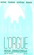 (couverture de En feuilletant les vieilles partitions d'orgue d'une bibliothèque du XIXe siècle — La reconstruction de l'orgue de l'église réformée Saint-Éloi de Rouen — L'orgue en Russie fin  XIXe-début XXe)