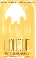 (couverture de La curieuse aventure d'un exemplaire du Premier Livre d'Orgue de Nicolas Lebègue — Les grandes orgues de la collégiale Sainte-Marthe de Tarascon — Dix orgues de campagne autour de Lille)