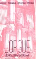 (couverture de Bach en marge de Bach — Sur les traces de J. S. Bach, quelques notes de voyage — Cavaillé-Coll et Francfort-sur-le-Main: notes sur un échange artistique — L'orgue de Saint-Denis de Tournan-en-Brie)