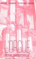 (couverture de Pierre Cardon et son orgue pour les Ursulines de Mons — L'orgue de l'abbaye Saint-Georges de Saint-Martin-de-Boscherville — Autour de l'orgue d'Avenay-Val-d'Or)