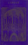 (couverture de Des organistes face à La Marseillaise — La Marseillaise ou le citoyen Balbastre — Nadia Boulanger — Jacques Barberis — Entretien avec Pierre Pincemaille — L'orgue de chœur de la cathédrale de Nantes)