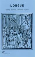(couverture de Félix Raugel (1881-1975): un pionnier de l'histoire de l'orgue français — L'espace symphonique et la lithurgie éthiopienne dans Debout sur le soleil, op. 8, pour orgue)