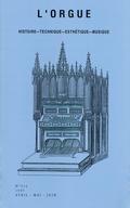 (couverture de Notes sur la manière française — Les thèmes de la Vierge Marie et de la «douce mort» dans l'Orgelbüchlein — Louis Bonn, facteur germano-tourangeau)