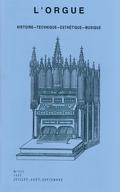 (couverture de Le cas Guilain — L'orgue de l'église Saint-Ferdinand-des-Ternes — Un nouveau «cabinet d'orgue» français — Documents inédits sur l'orgue roussillonnais)