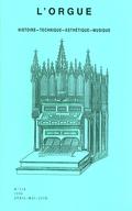 (couverture de Le rôle de Maurice Greene dans l'histoire du «voluntary» anglais — Les orgues de la cathédrale du Puy-en-Velay et de La Chaise-Dieu — Adrien Maciet — Le nouvel orgue du Conservatoire de Stockholm)