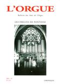 (couverture de Les orgues de Pontoise)