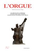 couverture de Les orgues de la paroisse Notre-Dame-Saint-Joseph de Boulogne-sur-Mer au XIXe siècle