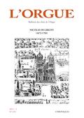 couverture de Nicolas de Grigny (1672-1703)